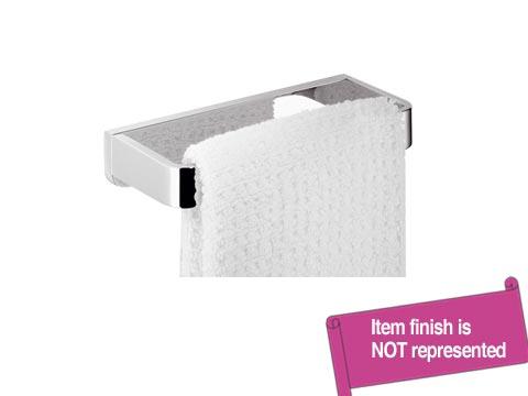 Dornbracht Nickel, Satin Towel Ring Product Number: 83 200 710-06