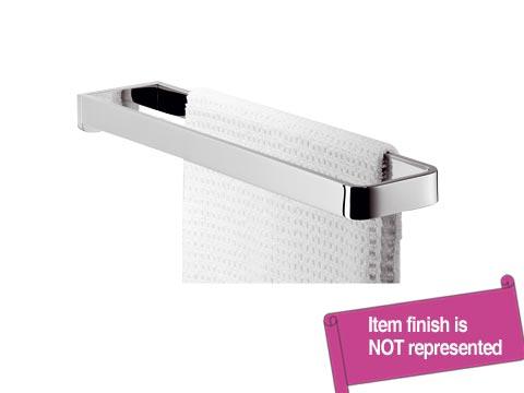 Dornbracht Nickel, Satin Towel Bar Product Number: 83 210 710-06