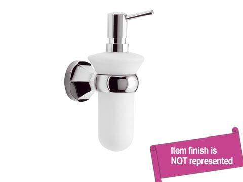Dornbracht Brass, Polished Soap/Lotion Dispenser Product Number: 83 430 360-09