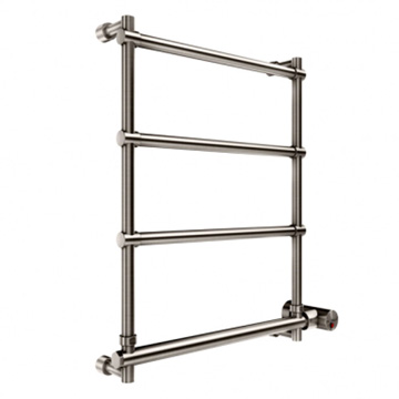 Mr Steam Nickel, Satin Towel Warmer Product Number: W542BN
