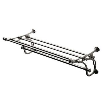 Waterworks Nickel, Polished Bathroom Shelf Product Number: 22-75826-23462