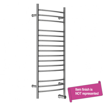 Mr Steam Stainless Steel, Satin Towel Warmer Product Number: W348SSB