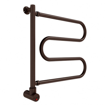 Mr Steam Bronze, Oil Rubbed Towel Warmer Product Number: W500ORB