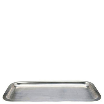Waterworks Silver, Polished Tray Product Number: 22-09087-31997