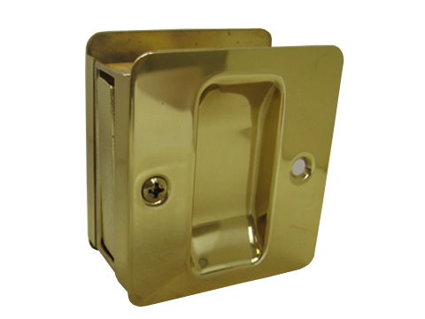 TRIMCO Brass, Polished Door Pull Product Number: 1064-3