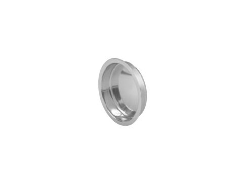 Ives Nickel, Satin Flush Pull Product Number: 221B15