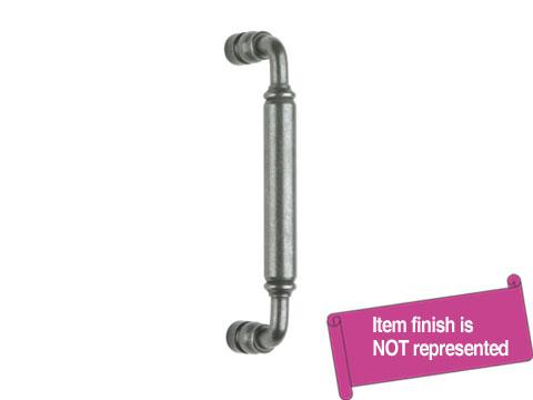 LB Brass Nickel, Antique Door Pull Product Number: LD-8019-351