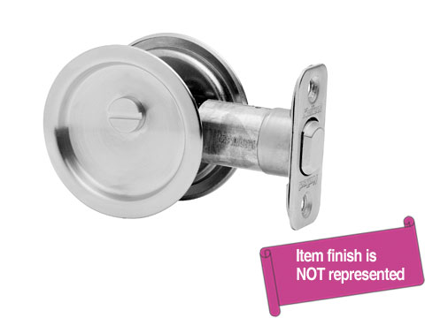 Kwikset Chrome, Satin Door Pull Product Number: 334 US26D