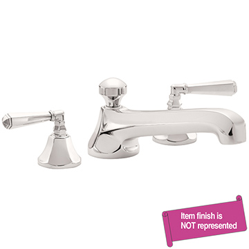California Faucet Nickel, Satin Tub Filler Product Number: TO-4608-SN