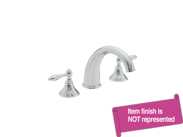 California Faucet Bronze, Oil Rubbed Tub Filler Product Number: TO-6408-BTB