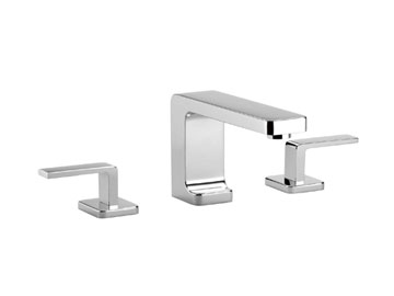 Dornbracht Chrome, Polished Lavatory Faucet Product Number: 20 713 710-000010