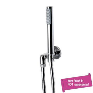 Waterworks Nickel, Polished Handshower Kit Product Number: 05-13170-36965