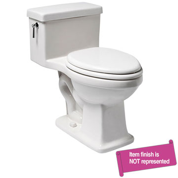 Waterworks White One Piece Toilet Product Number: 14-89498-03934
