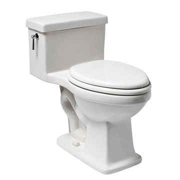 Waterworks White One Piece Toilet Product Number: 14-03045-19000