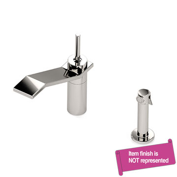 Waterworks Gold, Polished Kitchen Faucet Product Number: 07-39665-19312