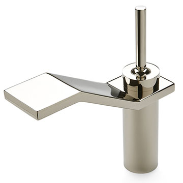 Waterworks Nickel, Polished Bar Faucet Product Number: 07-82507-21225