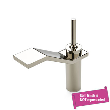Waterworks Nickel, Satin Bar Faucet Product Number: 07-39654-72086