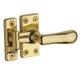 Baldwin Hardware Brass, Polished Casement Fastener Product Number: 0495.030