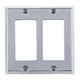 Baldwin Hardware Chrome, Polished Switchplate Product Number: 4741.260.CD