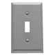 Baldwin Hardware Nickel, Satin Switchplate Product Number: 4751.150.CD