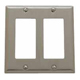 Baldwin Hardware Nickel, Satin Switchplate Product Number: 4741.150.CD