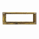 Classic Hardware Brass, Antique Label Holder Product Number: 100978-03