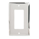 Colonial Bronze Nickel, Polished Switchplate Product Number: 6008-1G-14