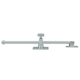 Deltana Chrome, Satin Casement Adjuster Product Number: CSA10U26D