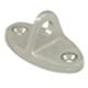 Deltana Nickel, Satin Hook Product Number: CHK4U15