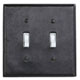 Ashley Norton Bronze, Oil Rubbed Switchplate Product Number: BZSQ.SC2