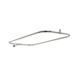 Barclay Chrome, Polished Shower Rod Product Number: 4150-54-CP