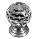 Alno Nickel, Polished Cabinet Knob Product Number: C210-CLR/PN