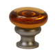 Lews Knobs Amber Cabinet Knob Product Number: 34-101