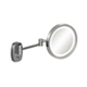 Baci Chrome, Polished Magnifying Mirror Product Number: E2-LED-HW CHR