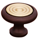 RK International Bronze, Oil Rubbed Cabinet Knob Product Number: CK4248-BRB