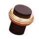 RK International Bronze, Oil Rubbed Cabinet Knob Product Number: CK4214-BRB