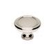 Alno Nickel, Polished Cabinet Knob Product Number: A1160-PN