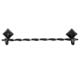 Acorn Forged Iron Iron Towel Bar Product Number: IBBBP
