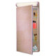 Robern White Medicine Cabinet Product Number: PLM1630WB