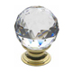 Baldwin Hardware Clear Cabinet Knob Product Number: 4334.030.S