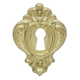 LB Brass Brass, Polished Key Escutcheon Product Number: 7230-303