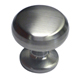 Alno Nickel, Satin Cabinet Knob Product Number: A1173-SN