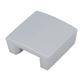 Atlas Homewares Nickel, Satin Cabinet Knob Product Number: 254-BRN