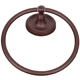 RK International Bronze, Oil Rubbed Towel Ring Product Number: RBRB-5