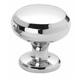 Alno Nickel, Polished Cabinet Knob Product Number: A1173-PN