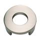 Atlas Homewares Nickel, Satin Cabinet Knob Product Number: 268-BRN