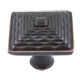 Atlas Homewares Bronze, Oil Rubbed Cabinet Knob Product Number: 237-VB