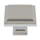 Atlas Homewares Nickel, Polished Cabinet Knob Product Number: 289-PN