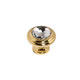 Alno Brass, Polished Cabinet Knob Product Number: C211-CLR/PB