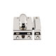 Top Knobs Nickel, Polished Cabinet Latch Product Number: M1784